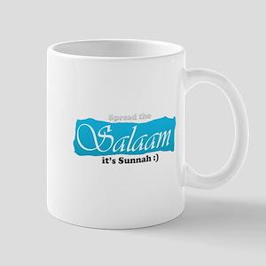 Spread the Salaam Mug