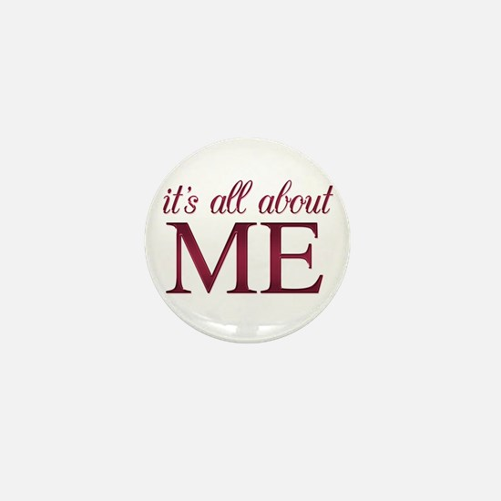 All About Me (wine) Mini Button