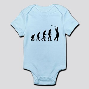 Evolution golfing Infant Bodysuit