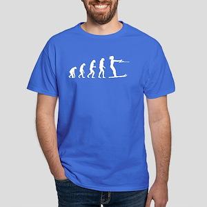 Evolution waterskiing Dark T-Shirt