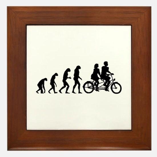 Evolution tandem Framed Tile