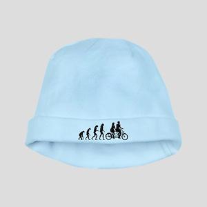 Evolution tandem baby hat