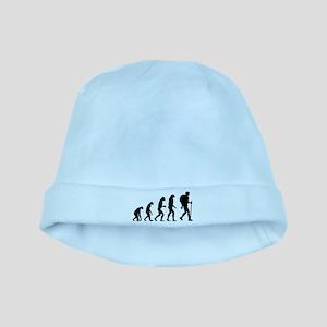 Evolution backpacker baby hat