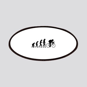 Evolution cyclist Patches