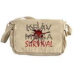 Krav Maga Messenger Bag