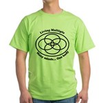 Living Multiple Green T-Shirt