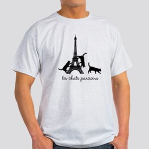 Cats of Paris Light T-Shirt