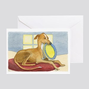 """""""MINE!"""" Greeting Cards (Pk of 10)"""