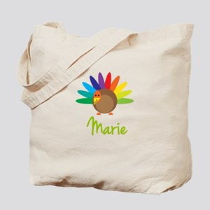Marie the Turkey Tote Bag