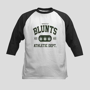 BLUNTS ATHLETIC DEPT. Kids Baseball Jersey