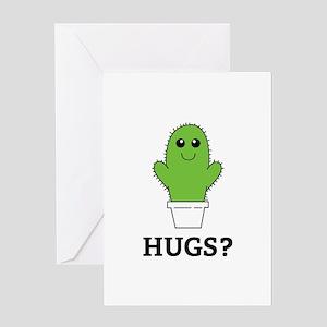 Hugs ? Greeting Card