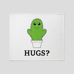 Hugs ? Throw Blanket