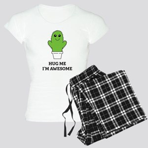 Hug Me I'm Awesome Women's Light Pajamas