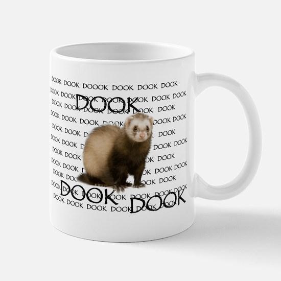 DOOKING FERRET Mug