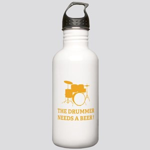 Drummer Beer Stainless Water Bottle 1.0L