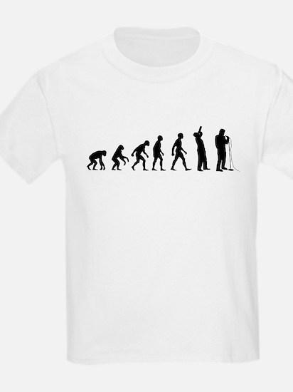 COMEDIAN EVOLUTION T-Shirt
