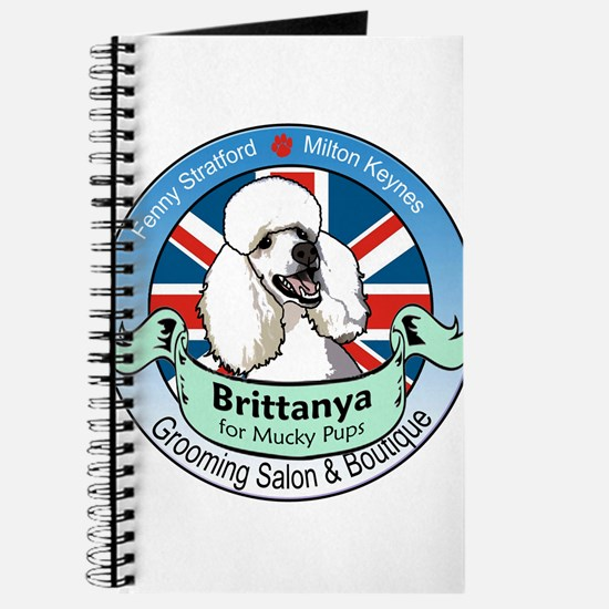 Brittanya for Mucky Pups Journal