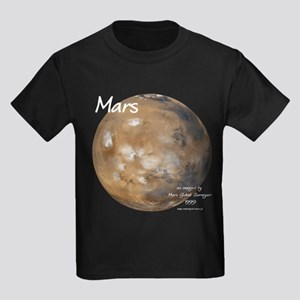 Mars Kids Dark T-Shirt