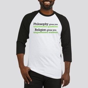 Philosophy & Religion Baseball Jersey