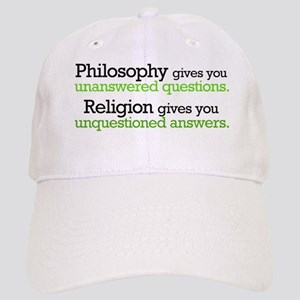 Philosophy & Religion Cap