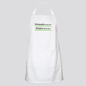 Philosophy & Religion Apron