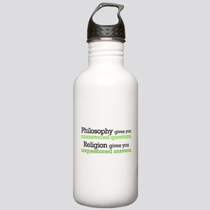 Philosophy & Religion Stainless Water Bottle 1.0L