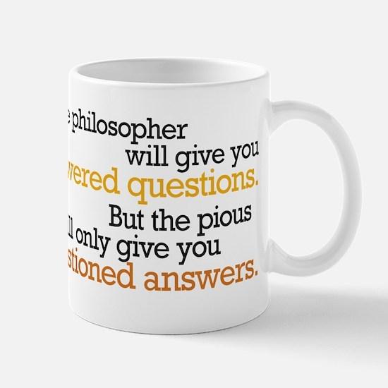 Philosophy & Religion Mug