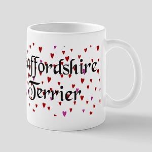 STAFFORDSHIRE TERRIER LOVE Mug