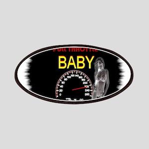 Jmcks Full Throttle Baby Patches