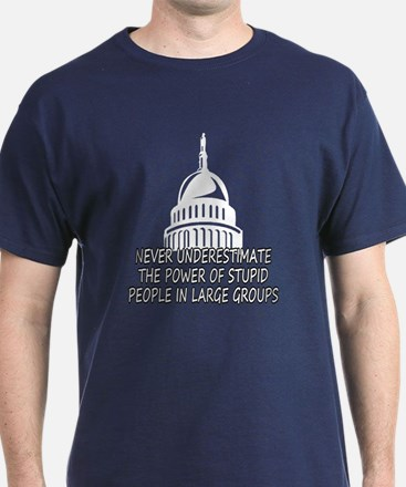 Congress Is Stupid T-Shirt
