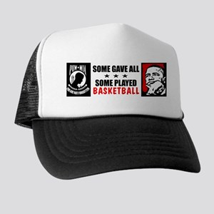 """""""Some Gave All"""" Trucker Hat"""