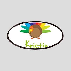 Kristin the Turkey Patches
