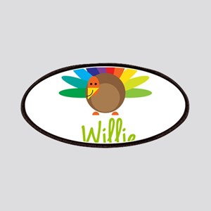 Willie the Turkey Patches
