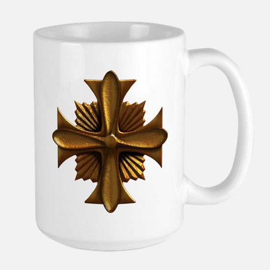 Harvest Moon's Distinguished Flying Cross Lg Mug