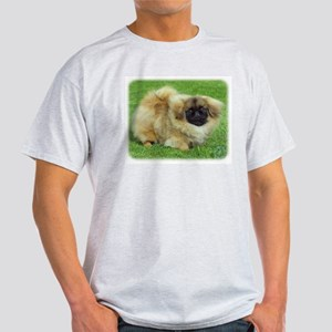 Pekingese 9W045D-034 Light T-Shirt