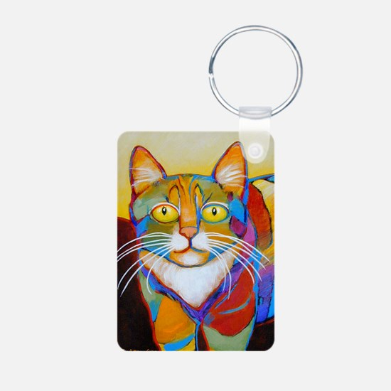 Cat-of-Many-Colors Keychains
