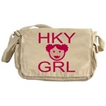 HKY GRL Messenger Bag