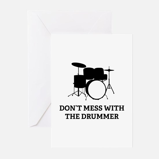 Don't Mess With Greeting Cards (Pk of 10)