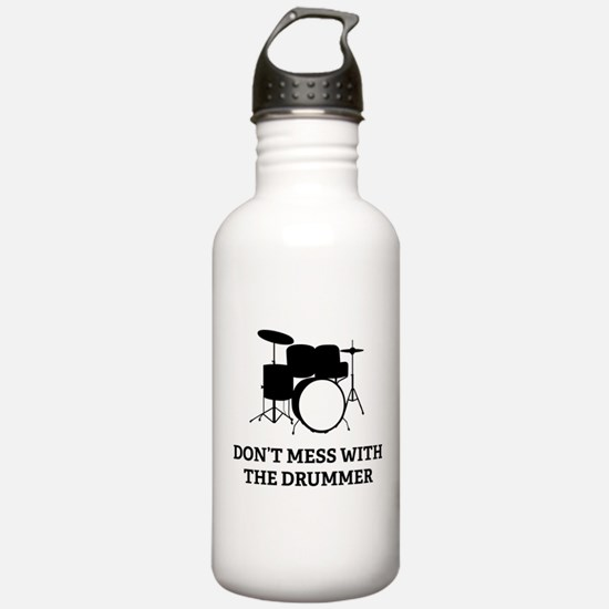 Don't Mess With Water Bottle