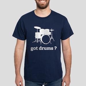got drums ? Dark T-Shirt