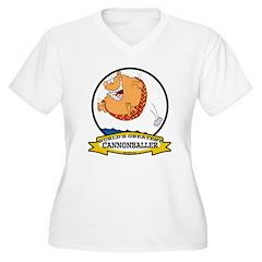 WORLDS GREATEST CANNONBALLER T-Shirt