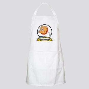 WORLDS GREATEST CANNONBALLER Apron
