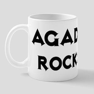 Agadir Rocks! Mug