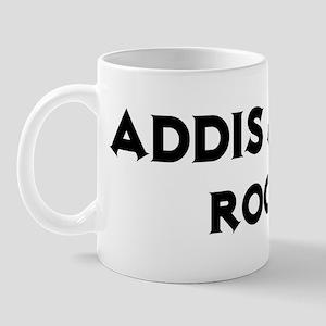 Addis Abeba Rocks! Mug
