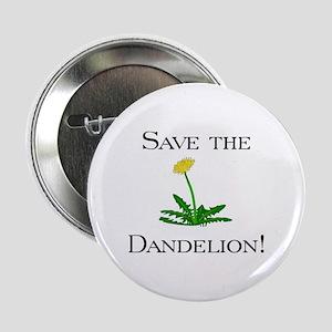Save the Dandelion! Button