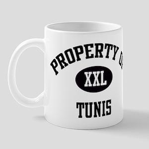 Property of Tunis Mug