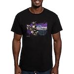 Men's Fitted Date Masamune T-Shirt (dark)