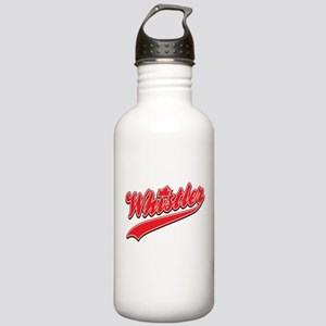 Whistler Tackle and Twill Stainless Water Bottle 1