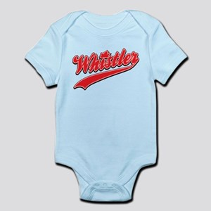 Whistler Tackle and Twill Infant Bodysuit