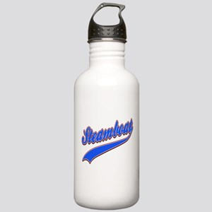 Steamboat Tackle and Twill Stainless Water Bottle